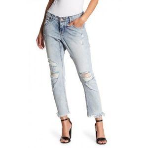 NWOT One Teaspoon Sunbleach Lonely Boys Jeans